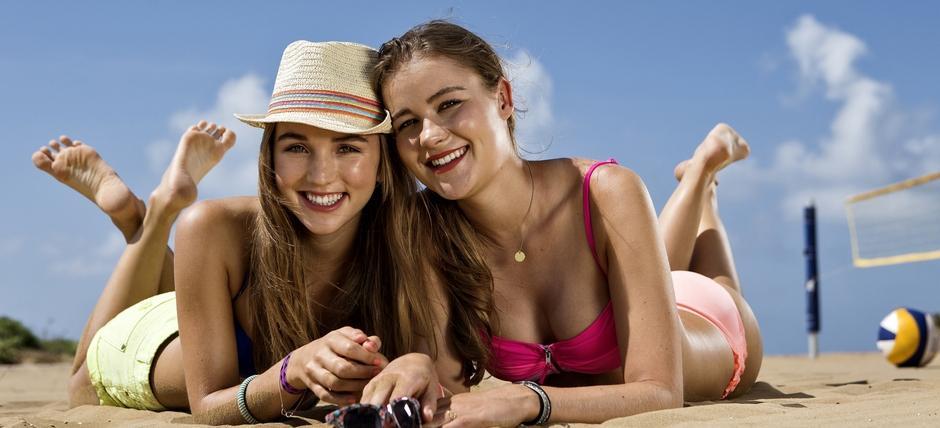 Urlaub allein oder mit den besten Freunden
