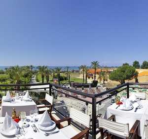 Club Waterworld Restaurant Terrasse- MAGIC LIFE.com