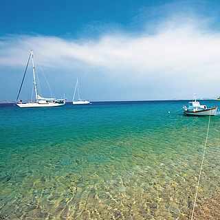 Bucht auf Kos im Cluburlaub - MAGIC LIFE.com