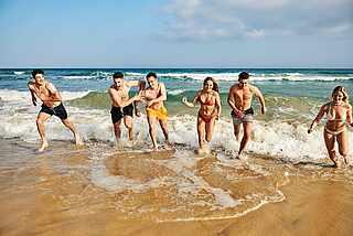 Urlaub mit Freunden bei TUI MAGIC LIFE
