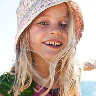 Freizeiterlebnisse mit der Familie am Strand