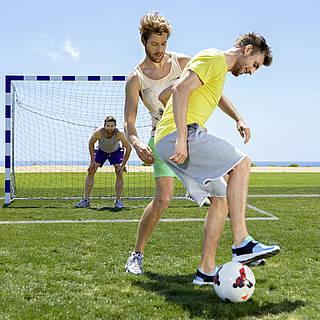 Club Cala Pada Fußball im Cluburlaub auf Ibiza - MAGIC LIFE.com