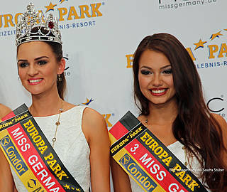 Miss Germany Wahl MAGIC LIFE Club