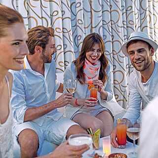 Cocktails trinken