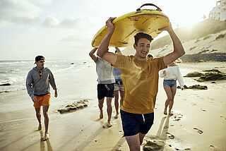 Unvergesslicher Urlaub mit Freunden bei TUI MAGIC LIFE