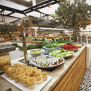 Modernes Restaurant im Club Sarigerme - MAGIC LIFE.com