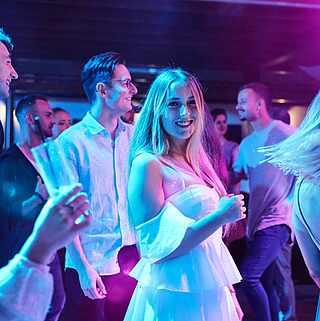MAGIC Highlight Party & Show bei TUI MAGIC LIFE