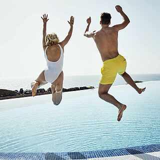 Zu Zweit im Urlaub bei TUI MAGIC LIFE