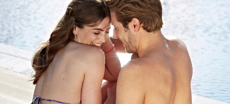GEMEINSAM RELAXEN - Genießen Sie die Zeit mit Ihrem Partner im Relaxpool