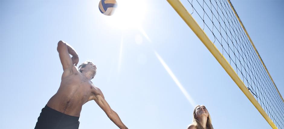 GEMEINSAM FIT - Zu zweit macht Sport viel mehr Spaß als alleine