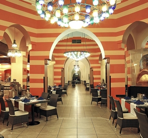 Club Sharm El Sheikh in Ägypten - Hauptrestaurant - MAGIC LIFE.com