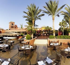 Restaurant mit Terrasse Club Sharm El Sheikh - MAGIC LIFE.com