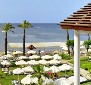 Club Belek Strand Sonnenschirme MAGIC LIFE.com
