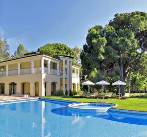 Club Belek Pool und Bungalow - MAGIC LIFE.com