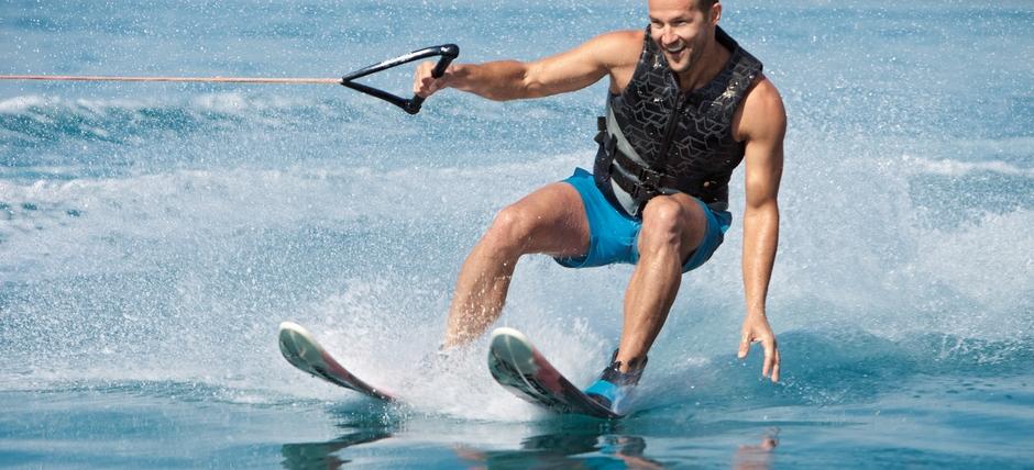Ideale Bedingungen für Surfbrett, Kanu & Co