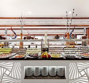 Club Jacaranda Buffet Restaurant - MAGIC LIFE.com